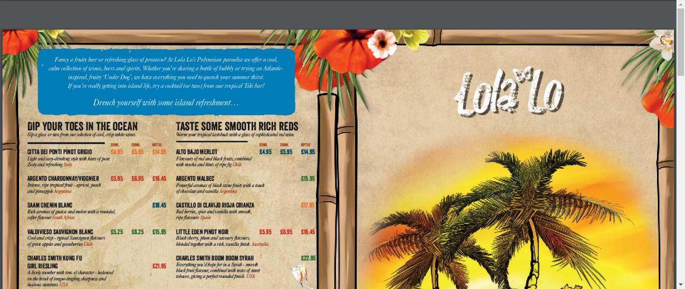 Lola Lo Tiki Bar